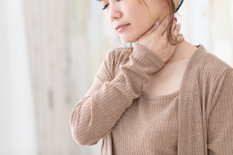 鼻やノドなど呼吸器の養生法