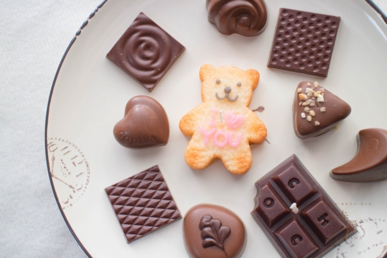 チョコに含まれるポリフェノールの効能