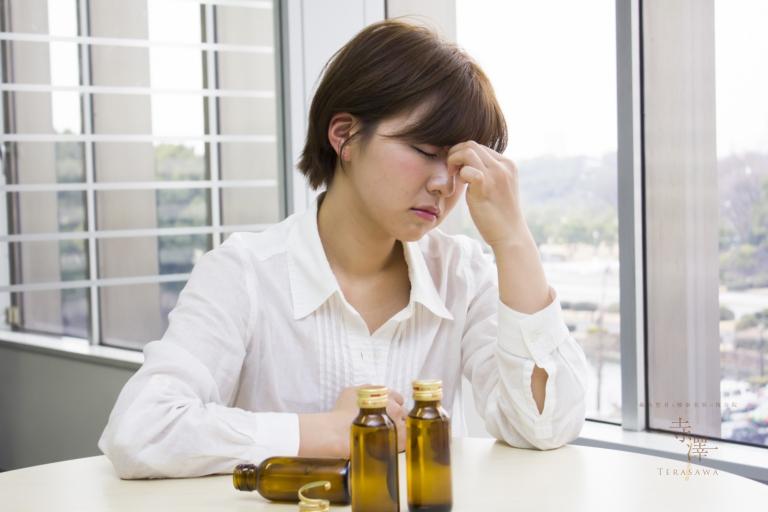 自律神経の乱れによって起こる頭痛