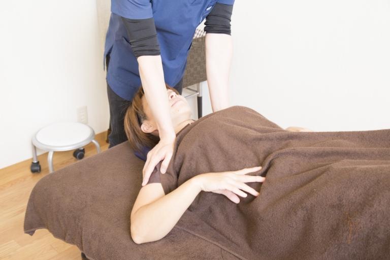 寺澤鍼灸整骨院の肩こり施術