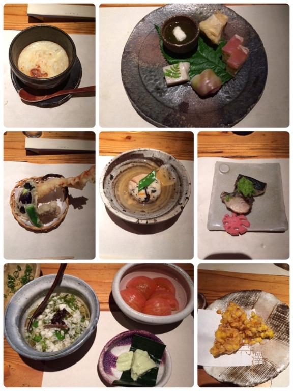 母の日の食事
