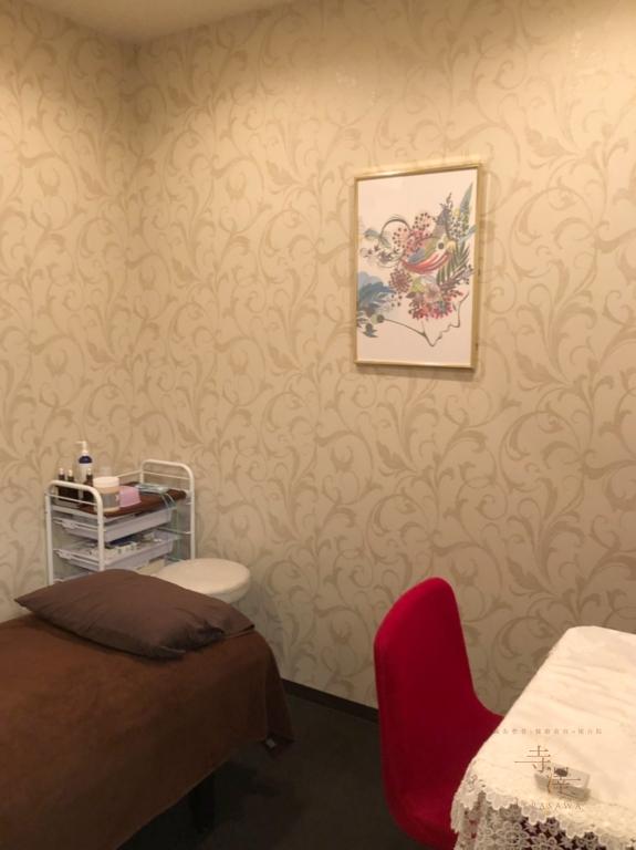 寺澤鍼灸整骨院・リニューアル後の個室