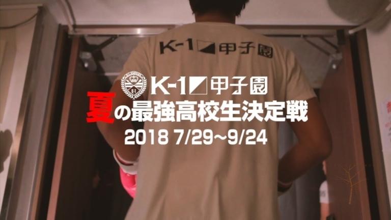 K-1甲子園2018